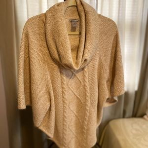 Ladie's New Directions Cowl Neck Sweater